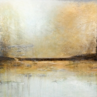 "It Brings Me Serenity | 60"" x 48"" 