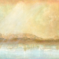 "Mystical Lake | 18"" x 36"" 
